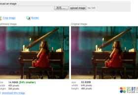 Web Resizer 在线压缩图片大小