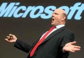 微软CEO:将围绕Windows 8和云计算重构微软