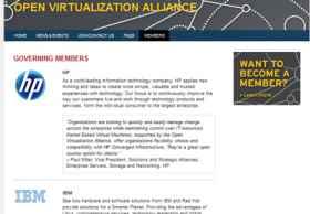 开放虚拟化联盟成员数量大幅增加