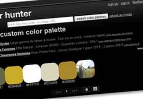 Colorhunter快速在线分析图片颜色