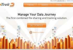 云存储文件分享平台Filetrek融资1000万美元