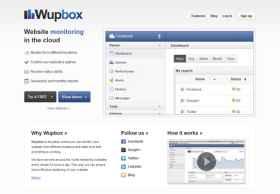 wupbox,免费在线实时监控网站云服务