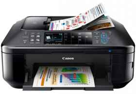 Canon新一代云打印一体机MX892发布