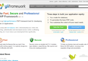 2012年最受欢迎的PHP框架