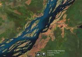 谷歌在线卫星地图,最值得鸟瞰的壮丽美景大推荐,Stratocam