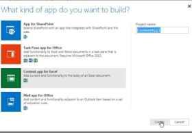 """微软为Office和SharePoint推云App模块""""Napa"""""""