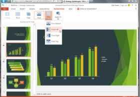 网页版Office 365正式上线