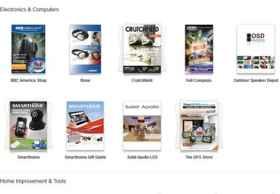 谷歌推出网页版Google Catalogs功能