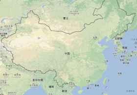 """Google地图变""""漂亮""""了,""""地图""""模式下可看到地形、植被等情况"""