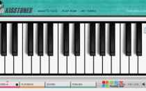 kisstunes:免费在线弹奏钢琴