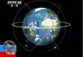 北斗导航系统正式提供区域服务 位置精度10米