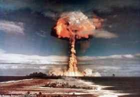 若地球发生核战争:经历20年寒冬数十亿人饿死