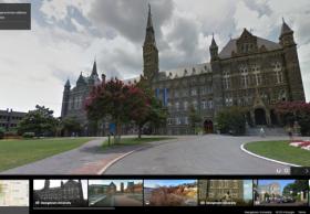 谷歌街景已加入36所北美大学校园