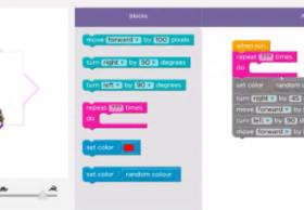 Code Studio上线:像堆积木一样轻松学习编程基础