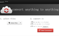 CloudConvert,一款强大全能格式在线转换在线应用,支持格式非常丰富