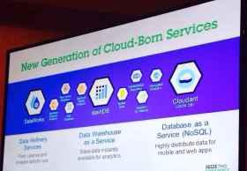IBM发布三款云数据服务 构建大数据分析工具链