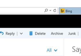 在线版Outlook网站全新改版功能界面一览