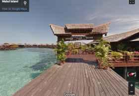 谷歌街景带你观摩马来西亚最高峰的美景