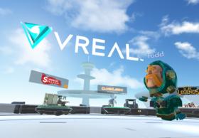 全球首个虚拟现实直播平台VREAL浮出