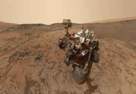 NASA宣布好奇号火星车重要发现:神秘甲烷与有机分子