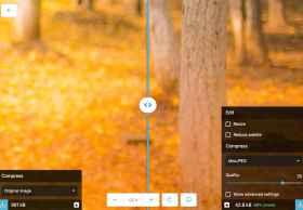 Squoosh,一款开源的在线图像转换应用