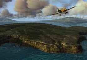 微软官方Win7主题:《微软飞行:夏威夷探险》